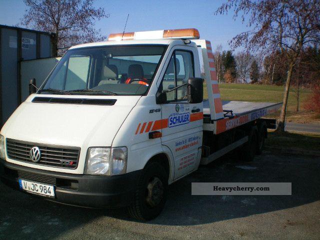 2003 Algema  Blitzlader based on Mercedes Van or truck up to 7.5t Car carrier photo