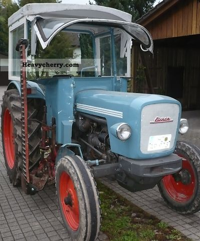 1974 Eicher  Tiger 74 Agricultural vehicle Tractor photo