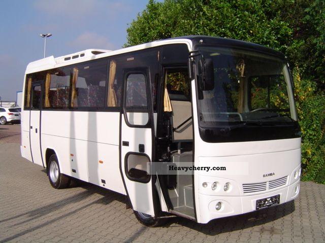 2003 Temsa  BG824E Samba opaline climate control Coach Coaches photo