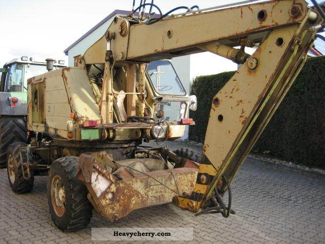 Fortschritt T 174 2 1987 Other Agricultural Vehicles Photo And Specs
