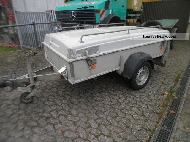 1994 Westfalia  1200 kg with lid Trailer Other trailers photo