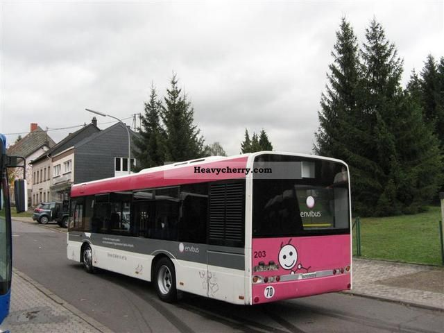 2006 Solaris  Urbino 10 low-floor midi Coach Public service vehicle photo