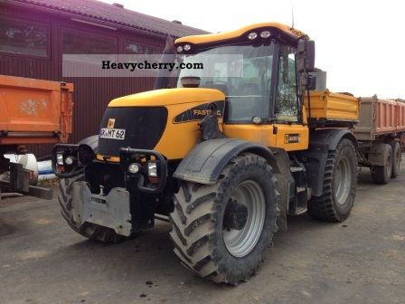 2005 JCB Fastrac 3220 65 Agricultural Vehicle Tractor Photo