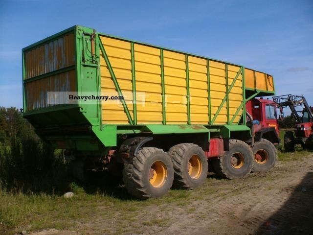 MAN 8x8 KAT1 M1001 Steel Spring off-road  No limits 2012