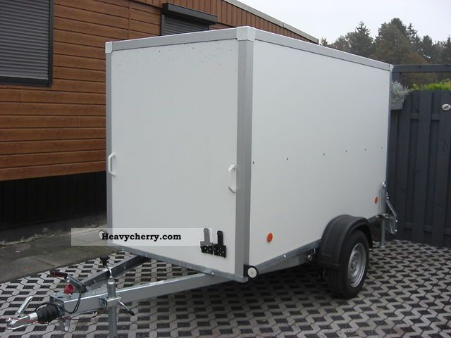 2012 Agados  Trailer Trailer Box photo