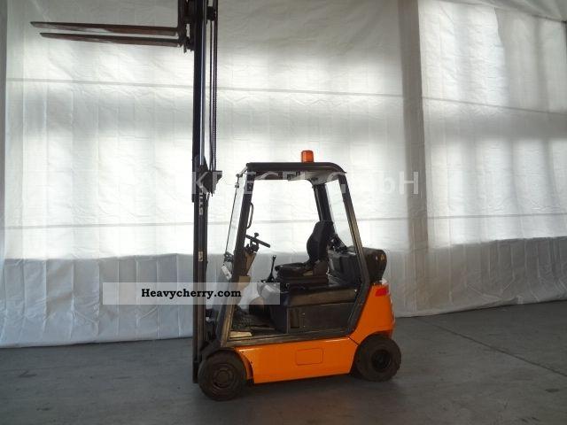2007 Still  R 70-16 DIESEL 1.6 t 3.3 m SEITENSCHIEBER Forklift truck Front-mounted forklift truck photo