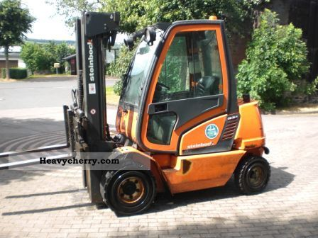 1995 Steinbock  CD 25 H Forklift truck Front-mounted forklift truck photo