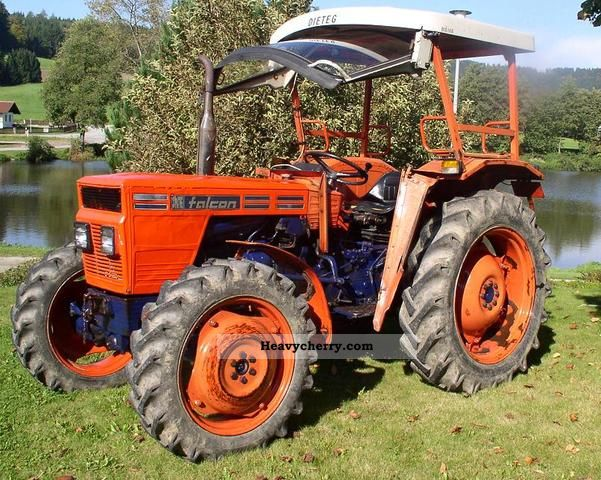 Same Falcon 50 1975 Agricultural Tractor Photo And Specs