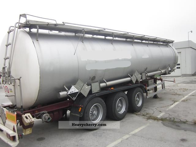 1993 Magyar  SRP3 Semi-trailer Tank body photo