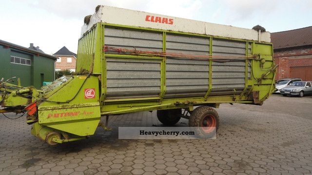 1988 Claas  INDEPENDENT 532 Agricultural vehicle Other agricultural vehicles photo