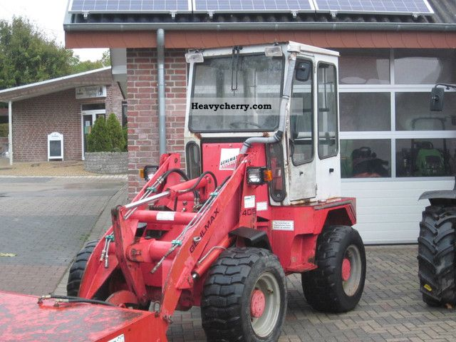 1991 Gehl  405 Construction machine Wheeled loader photo