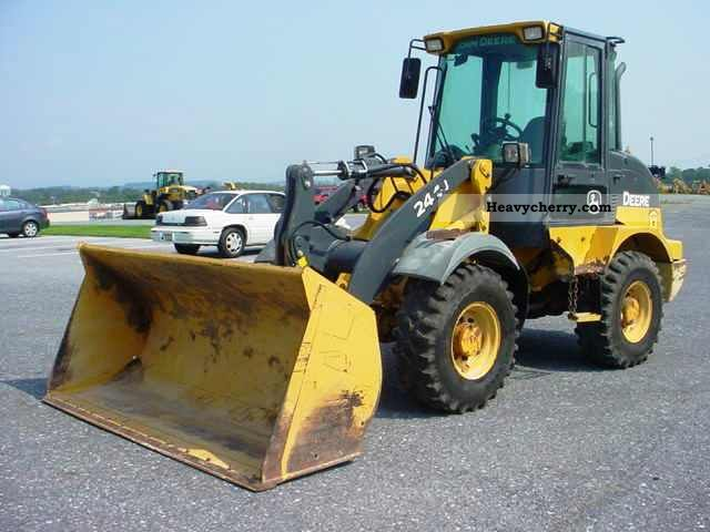 2009 John Deere  244J Agricultural vehicle Other agricultural vehicles photo