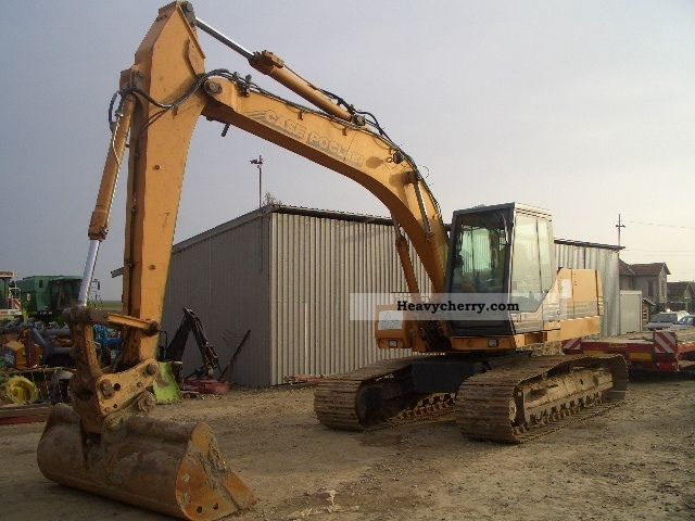 2000 Case  1188 Construction machine Caterpillar digger photo