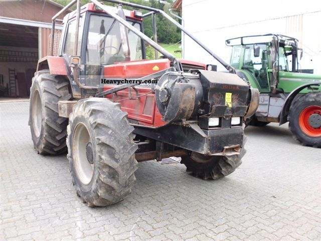 1996 Case  1455 XL Agricultural vehicle Forestry vehicle photo
