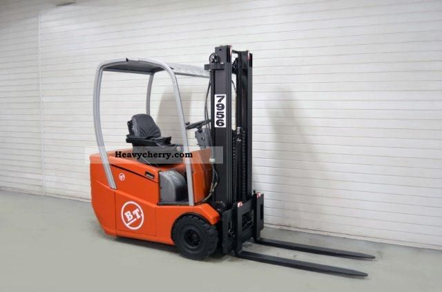 2007 BT  C3E 150R, SS, TRIPLEX, 4892Bts ONLY! Forklift truck Front-mounted forklift truck photo