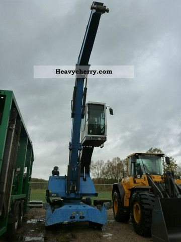 2008 Fuchs  320 Construction machine Mobile digger photo