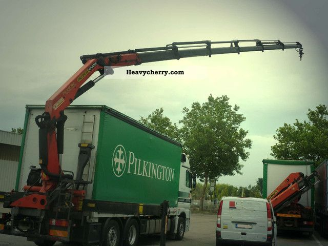 2006 Palfinger  PK 20002, rear crane, foldable, Hyd. Pump, New tests Construction machine Construction crane photo