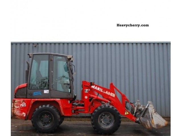 1999 Ahlmann  AL65 Construction machine Wheeled loader photo