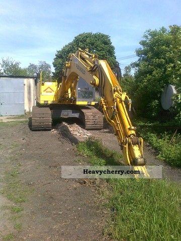 1998 Furukawa  635 LS Construction machine Caterpillar digger photo