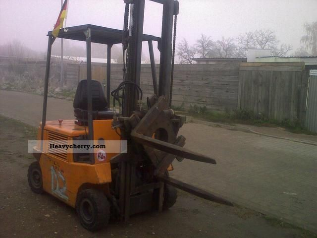 1995 Still  R70-16 Forklift truck Front-mounted forklift truck photo