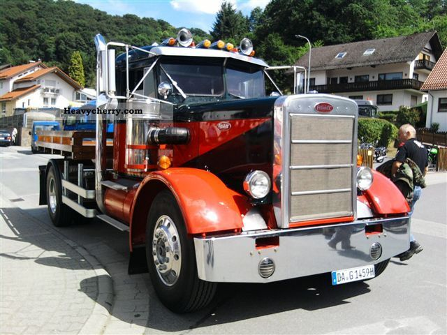 1962 Peterbilt  281 classic cars Semi-trailer truck Other semi-trailer trucks photo