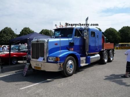 1987 Peterbilt  377 Semi-trailer truck Standard tractor/trailer unit photo