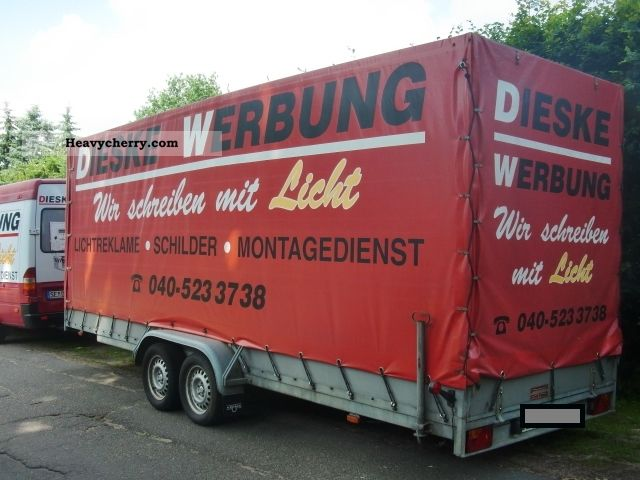 1999 Kroeger  SDAH open box Trailer Trailer photo