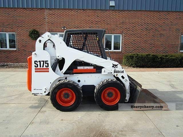 2003 Bobcat  S175, 52 HP Construction machine Mini/Kompact-digger photo