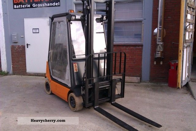 2008 Still  R70-16 T Forklift truck Front-mounted forklift truck photo