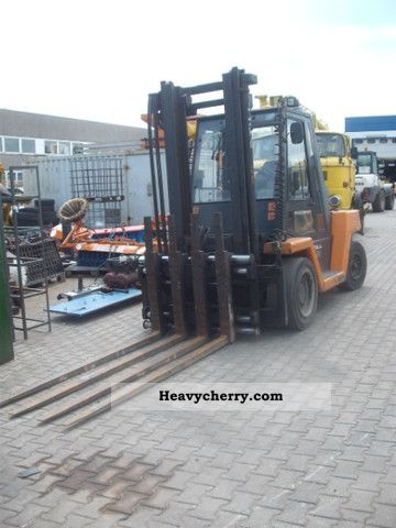 2003 Still  R70-80 Forklift truck Front-mounted forklift truck photo
