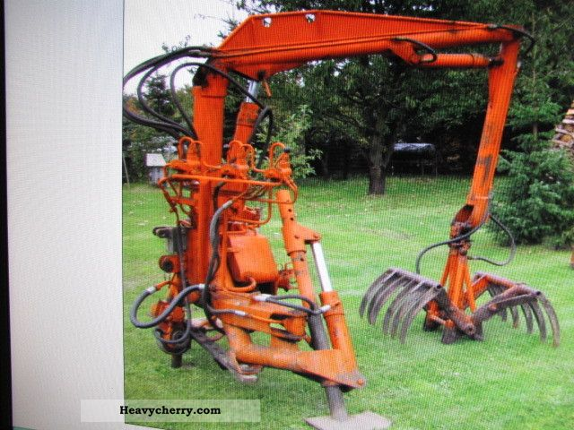 1961 Atlas  al 320 Construction machine Mini/Kompact-digger photo