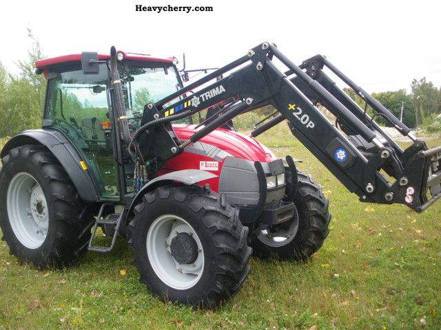 2007 McCormick  C 95 MAX MAINTAINED CONDITION Agricultural vehicle Tractor photo