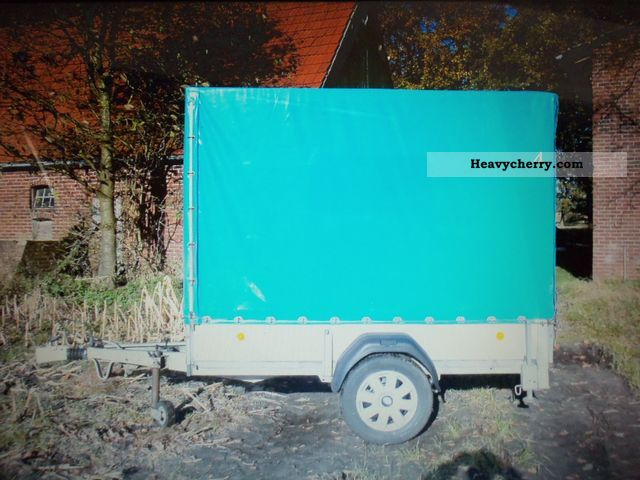 1996 Westfalia  Comfort Single Axle Trailer Trailer photo