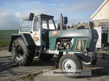 2012 Fortschritt  ZT 300 Agricultural vehicle Tractor photo