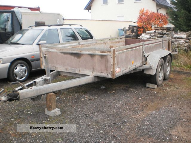 1997 Kroeger  35TTS Trailer Other trailers photo