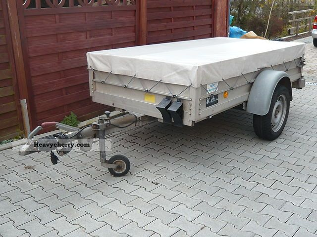 Koch 1993 trailer photo and specs for Koch 125 250