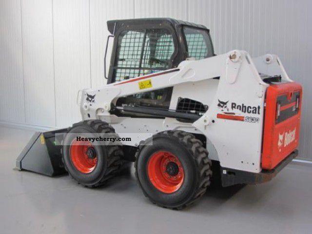 Bobcat S630 Specs