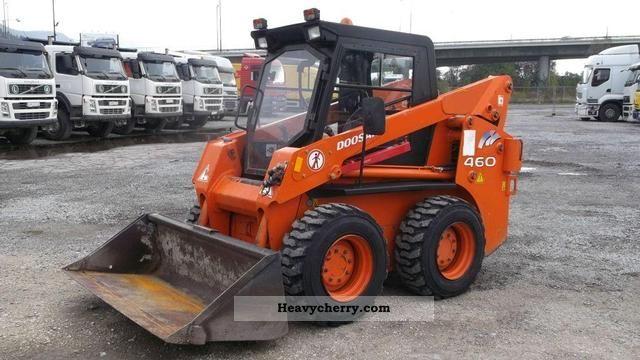 2007 Doosan  460 Plus compact excavator Construction machine Mini/Kompact-digger photo