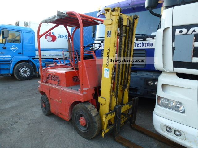 2012 Steinbock  Gas Forklift ** Excellent Condition ** Forklift truck Front-mounted forklift truck photo
