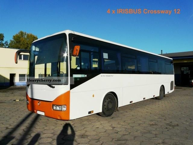 2007 Irisbus  Crossway 12 Coach Public service vehicle photo