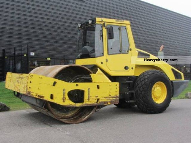2004 BOMAG  BW 216 DH-4 Construction machine Rollers photo