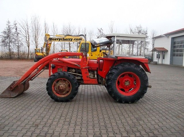 1976 Zetor  6745 + + + Servo wheel loader cab + + Tüv new Agricultural vehicle Tractor photo
