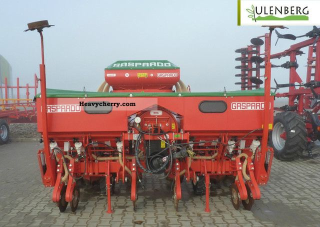 2011 Maschio  Gaspardo MTE 6 BB Agricultural vehicle Seeder photo