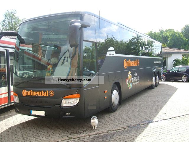 2008 EVO  Evobus Setra S 417 GT-HD (Euro 5) Coach Coaches photo