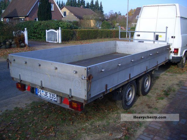 1991 Heinemann  PH 2038 Trailer Trailer photo