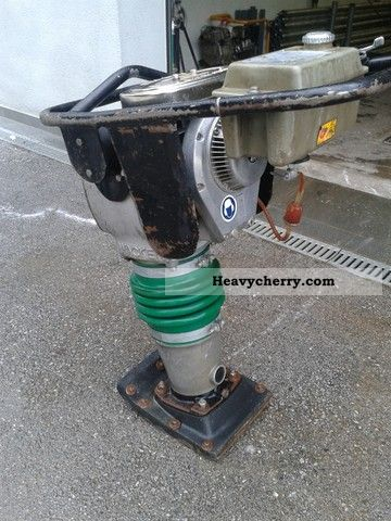 1992 Wacker  BS 62 Y Construction machine Compaction technology photo