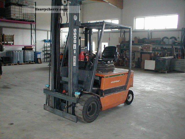 1999 Steinbock  PE 30-70 Forklift truck Front-mounted forklift truck photo