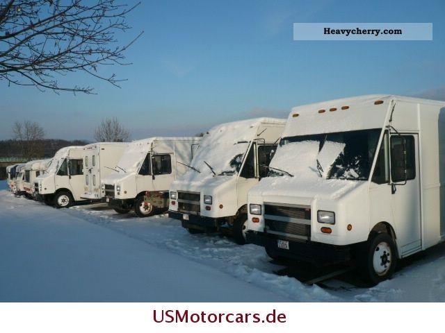 TUEV LETTER FREIGHTLINER MT 45 UTILITY STEPVAN 1999 Other vans