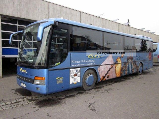 2003 EVO  Evobus Setra S 315 GT Coach Other buses and coaches photo