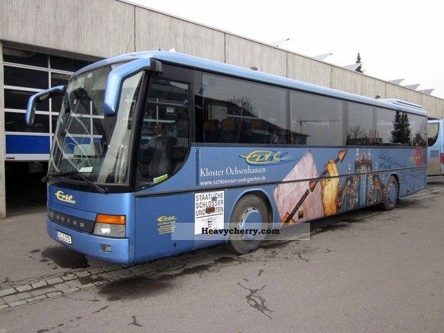 2003 EVO  Evobus Setra S 315 GT Coach Cross country bus photo